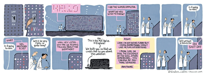 Stephen Collins cartoon 8 November