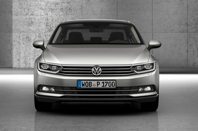 2015-VW-Passat-press-image-front