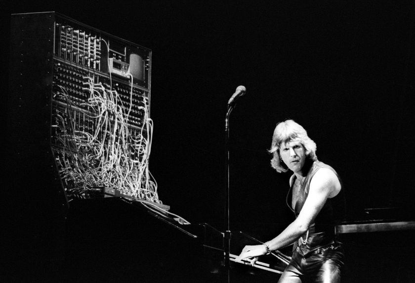 I think we can all agree that he deserves at least a little bit of the blame: Keith Emerson of Emerson, Lake